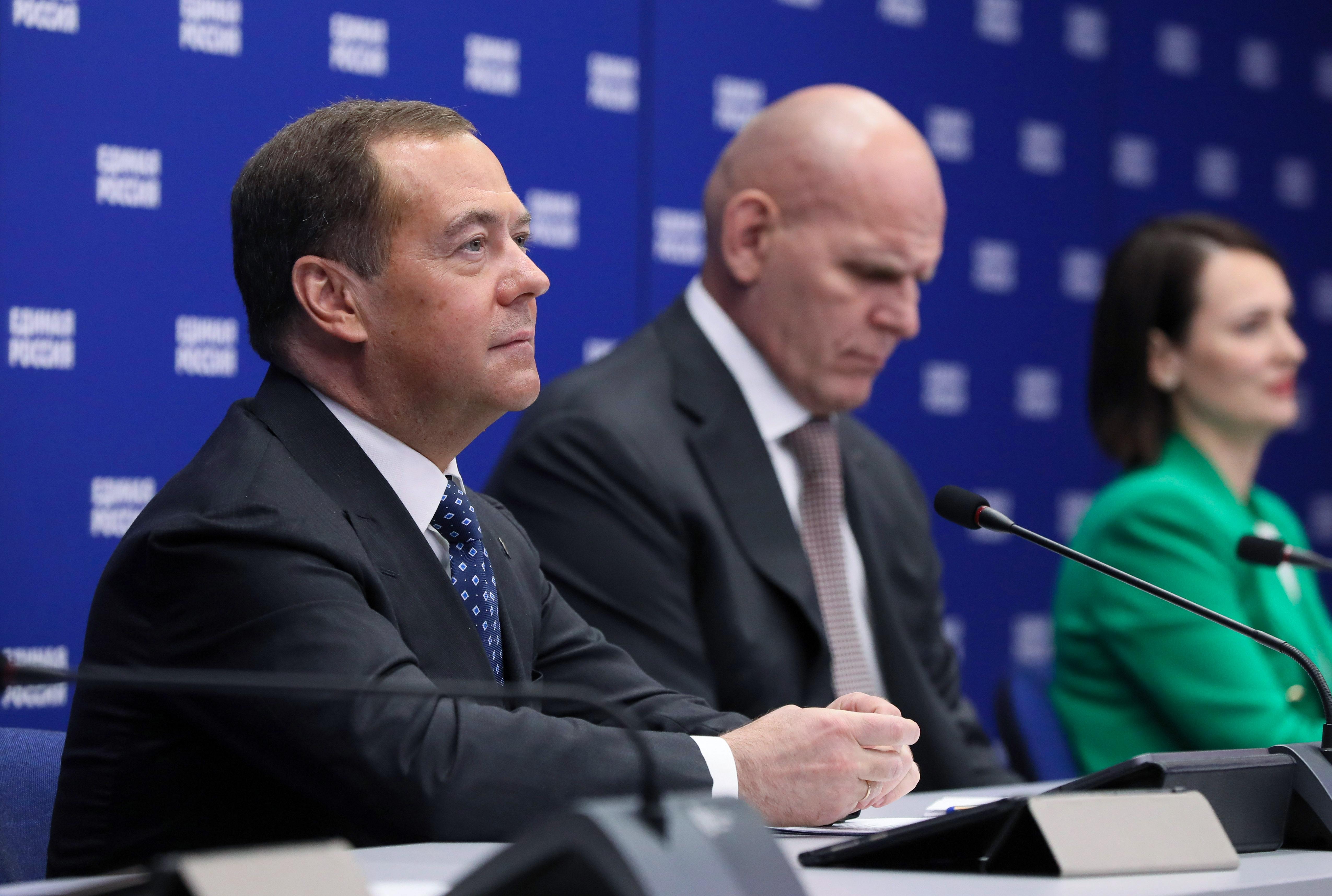 Владимир Путин встретился с победителями праймериз «Единой России»
