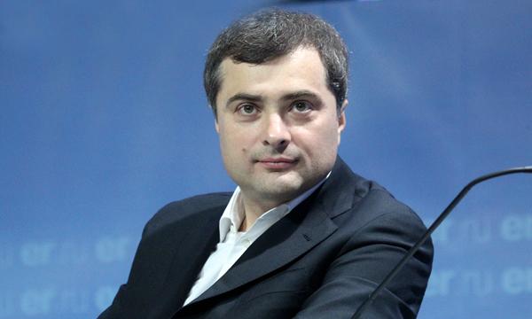 """Владислав Сурков: Я могу подтвердить только один прогноз, который прозвучал вчера на съезде, поскольку его произнесли наши руководители, и Медведев, и Путин - """"Единая Россия"""" победит"""