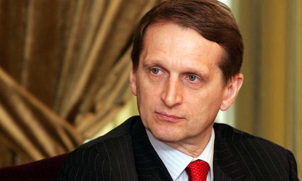 Сергей Нарышкин: Твердо убежден, что каждым из тех, кому сегодня будут вручены награды, Россия может по-настоящему гордиться