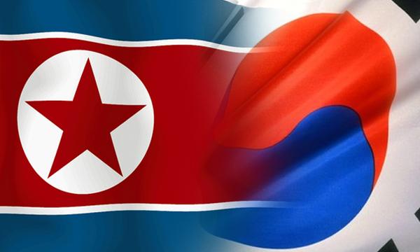 флаг кореи фото