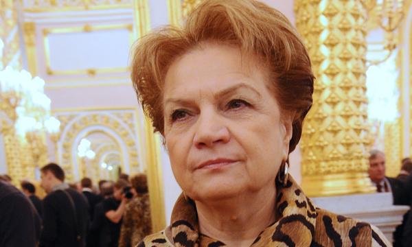 Вице-спикер нижней палаты Людмила Швецова. Фото: ИТАР-ТАСС