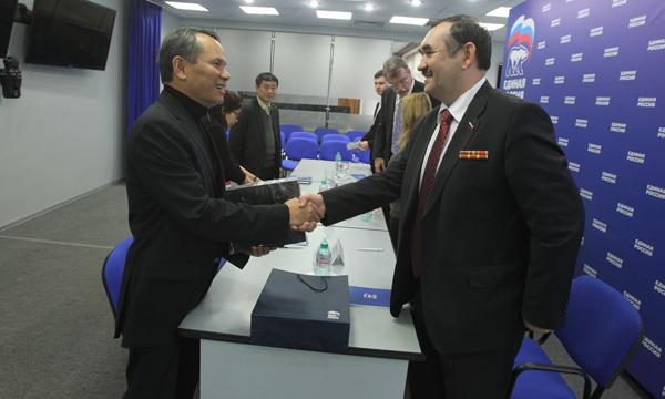 Делегация «Единой России» посетит Вьетнам и Кубу