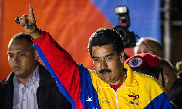 Выборы в Венесуэле. Аутсайдер хочет досчитаться голосов