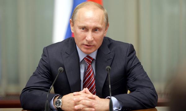 Путин поздравил Мадуро с победой на выборах в Венесуэле