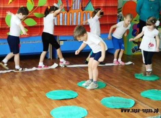 Спортивные атрибуты в детском саду своими руками