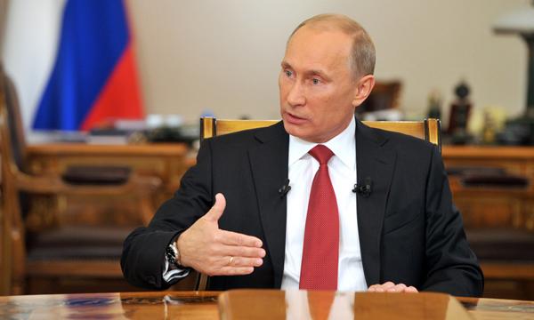 Путин искусно поставил чиновников на место ироничной цитатой Ленина