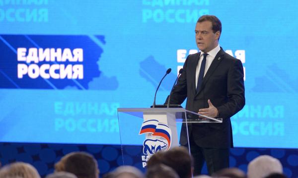 Медведев заявил о недопустимости образования этнических анклавов