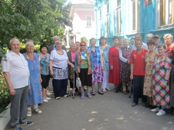 Сайт балашовского дома престарелых закон о помещении в дом престарелых