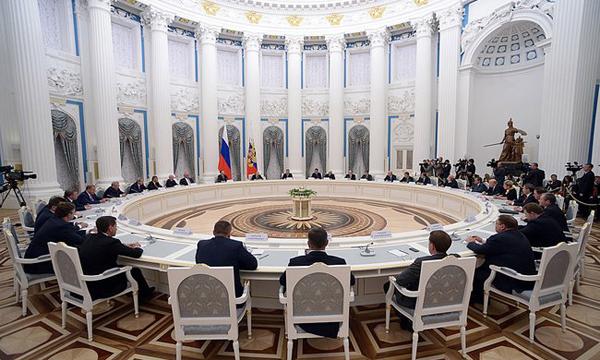 Путин: Главный итог выборов – сплоченность общества перед вызовами