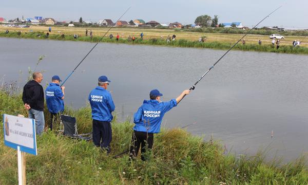 Рыбалка тюменская область казанский район
