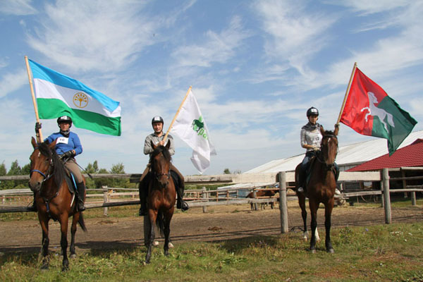 конный туризм в башкортостане