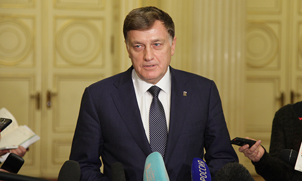 Вячеслав Макаров устроил провокации в ИКМО, подговорив карманных мундепов
