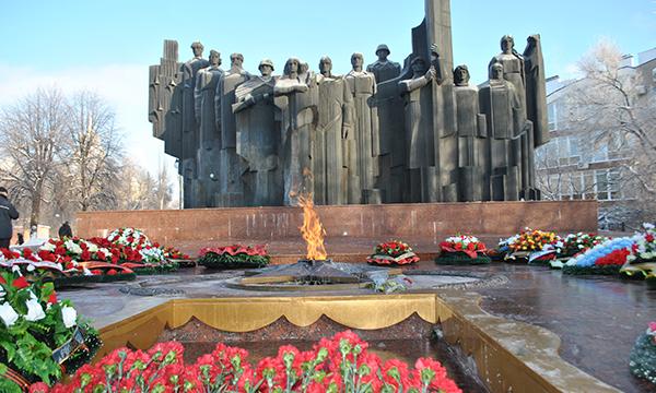 День освобождения Воронежа отнемецко-фашистских захватчиков