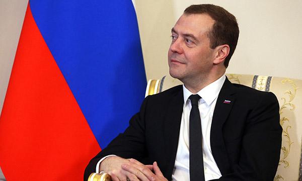 Медведев: Финляндия невидит политики в«Северном потоке-2»