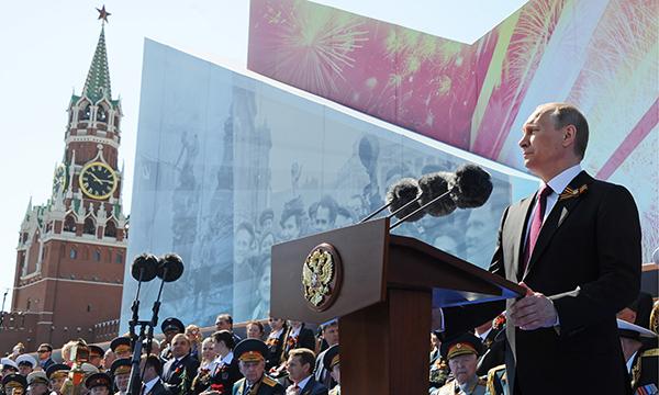 Поздравление главам ряда стран с71-й годовщиной Победы вВеликой Отечественной войне