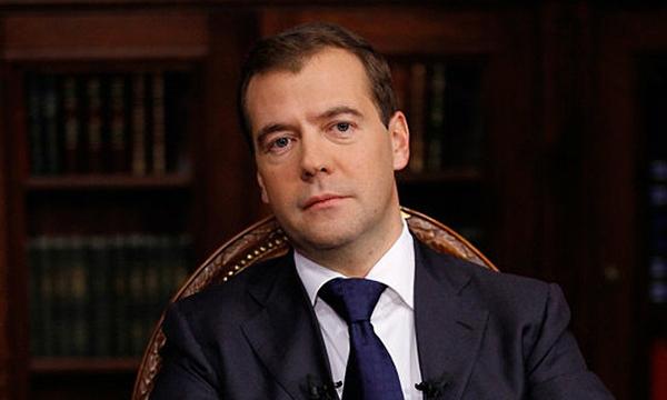 Необходимо популяризировать российский язык, заботиться оего судьбе запределами РФ — Медведев