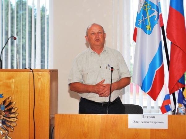 депутаты законодательного ссобрания волосовского района