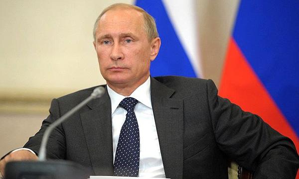 Поздравление Президента Российской Федерации Владимира 90