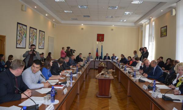 Исполняющим обязанности руководителя Курска назначили Николая Овчарова