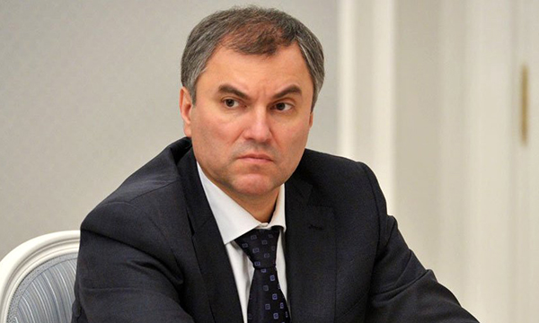 Володин неисключает, что углав думских фракций появятся советники
