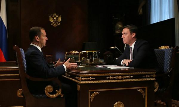 Д. Медведев: Мясное направление совсем скоро должно «выстрелить»