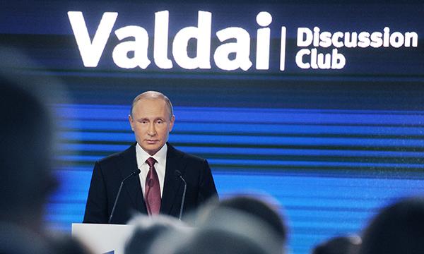 Путин: Террористы благоразумнее исильнее тех, кто сними заигрывает