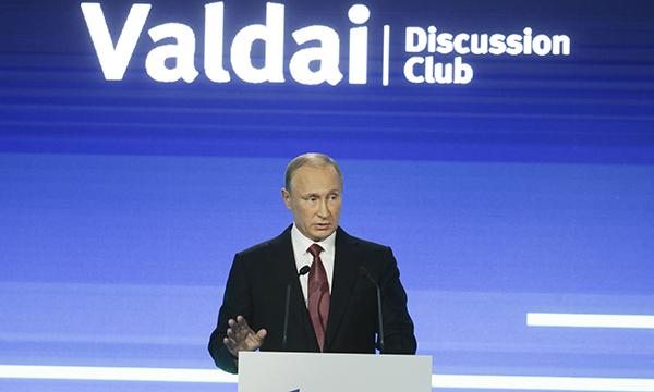 Хотелосьбы иметь такую машину для пропаганды, как считают наЗападе— Путин