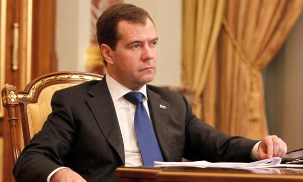 Медведев присудил премии всфере науки итехники