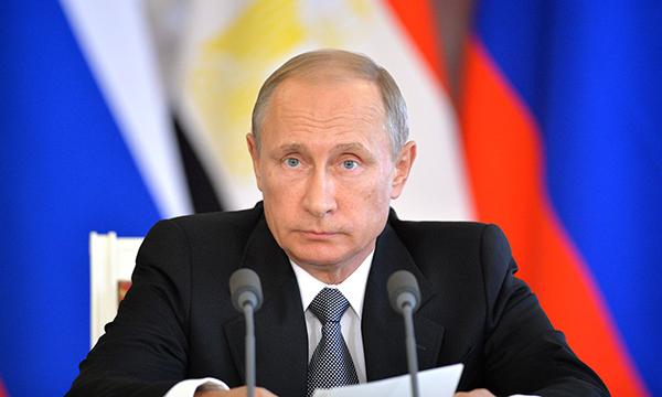 Путин хочет сделать русский фонд культуры— Указ президента