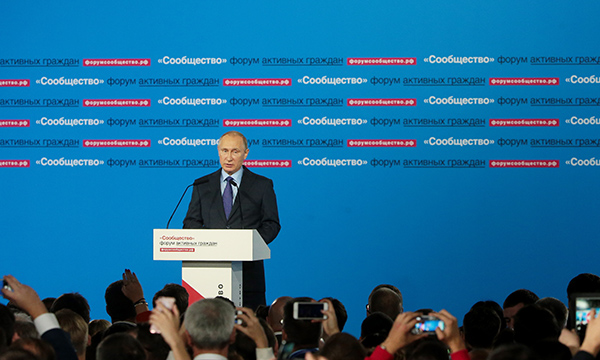 Президент восхитился успехами красноярскогоФК «Тотем»