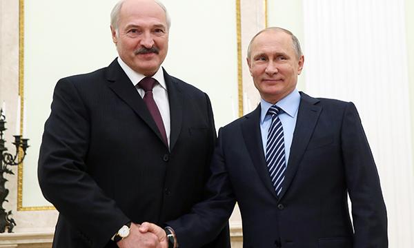 Путин— Лукашенко: снижение товарооборота— временное явление