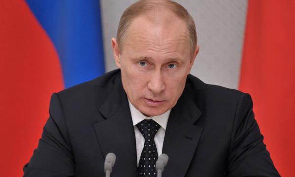 Путин: резолюция Европарламента является «деградацией демократии»