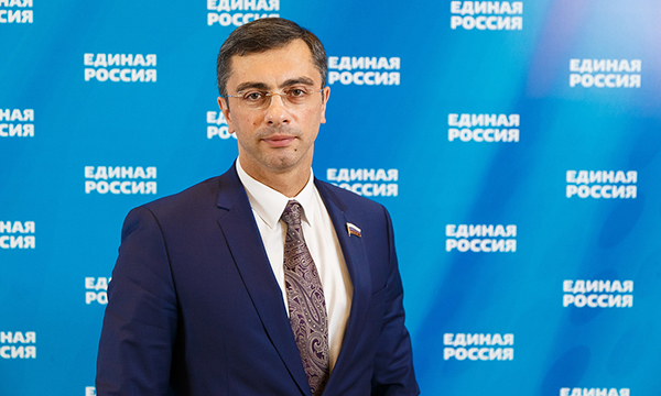 Алексей Дюмин встретился спервым вице-президентом Союза машиностроителей Российской Федерации