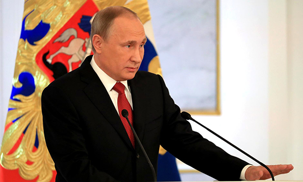 Владимир Путин призвал оказывать всестороннюю помощь социально ориентированным некоммерческим организациям