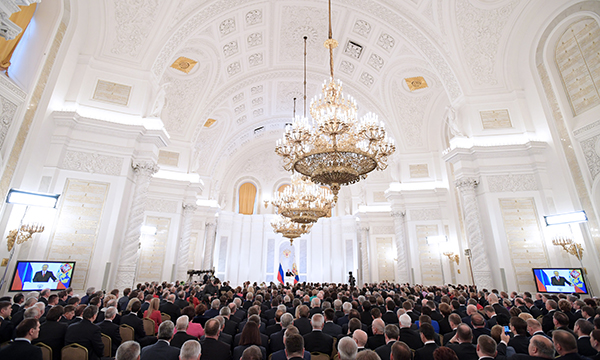 Владимир Путин обозначил значимость создания образовательных центров попримеру сочинского «Сириуса»
