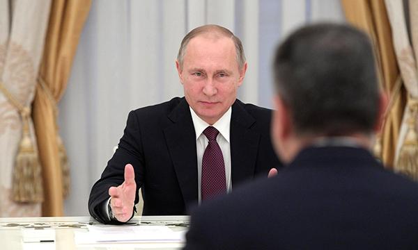 Путин пообещал готовый пограничный кодекс ЕАЭС к26декабря