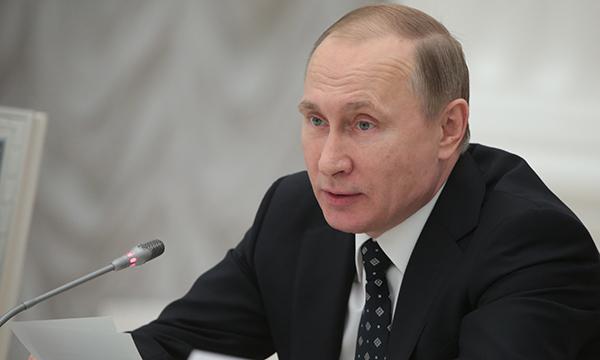 Путин назвал выборы в Государственную думу главнейшим событием года
