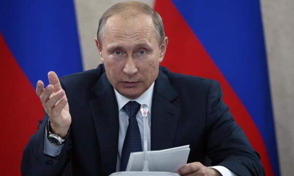 Путин объявил оповодах рассчитывать навыправление ситуации с заработками населения