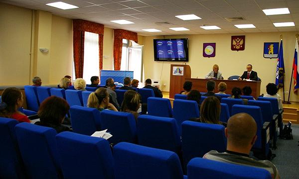 Делегаты конференции местного отделения «Единой России» утвердили новый состав городского политсовета