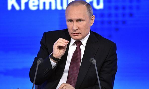 Очень волнуют загрязнения исвалки вгосударстве - Владимир Путин