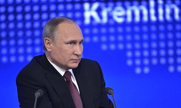Путин назвал взрывным рост производительности труда вОПК