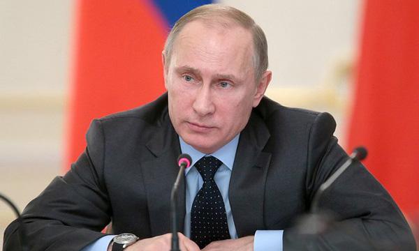 Рассчитываю на энергичное участие Генпрокуратуры всовершенствовании антикоррупционного законодательства— Путин