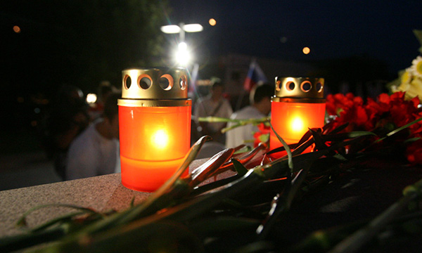 Владимир Путин выразил сожаления всвязи скрушением самолета под Бишкеком