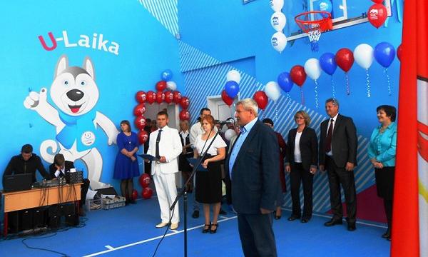 В 2017 году к проекту «Детский спорт» присоединятся 10 спортзалов Красноярского края