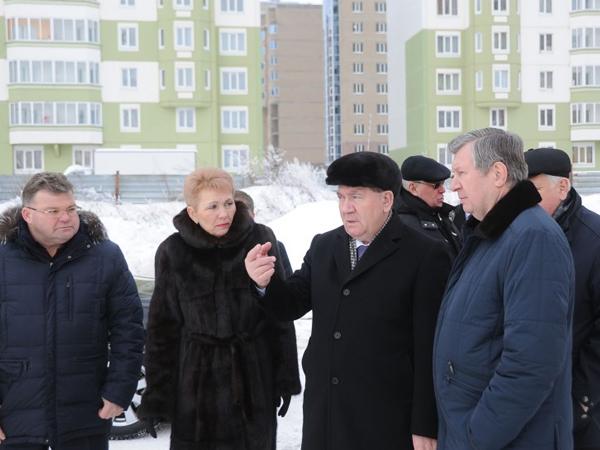 Новая школа в Курске будет построена к концу года