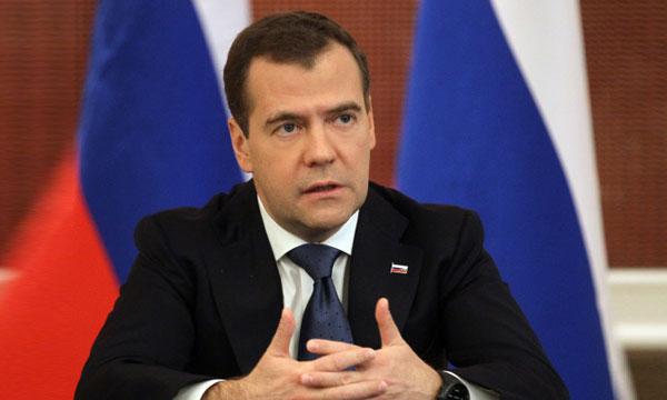 Медведев поручил испытать в Российской Федерации систему маркировки фармацевтических средств