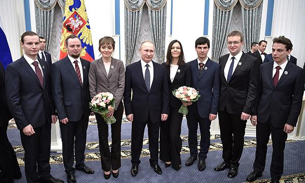Нынешние технологические задачи несомненно поможет решить сильная наука— Путин