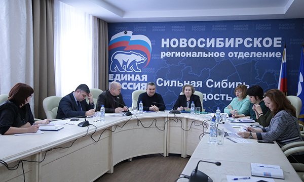 Реализация партийных проектов натерритории Троицкого района