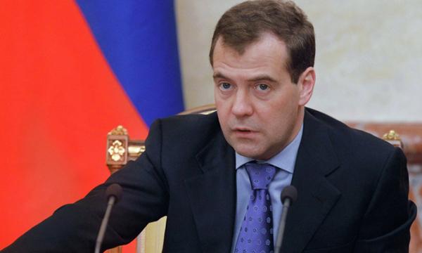 Медведев призвал членов кабмина внимательно готовиться котчету перед Думой