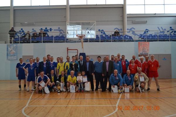 Депутат Курской областной Думы оказал поддержку в проведении турнира по волейболу